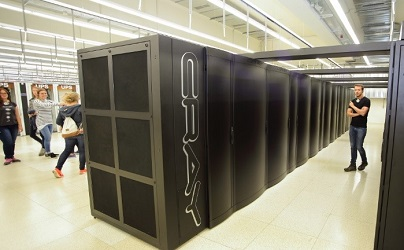 CSCS Swiss National Supercomputing-Central in Lugano