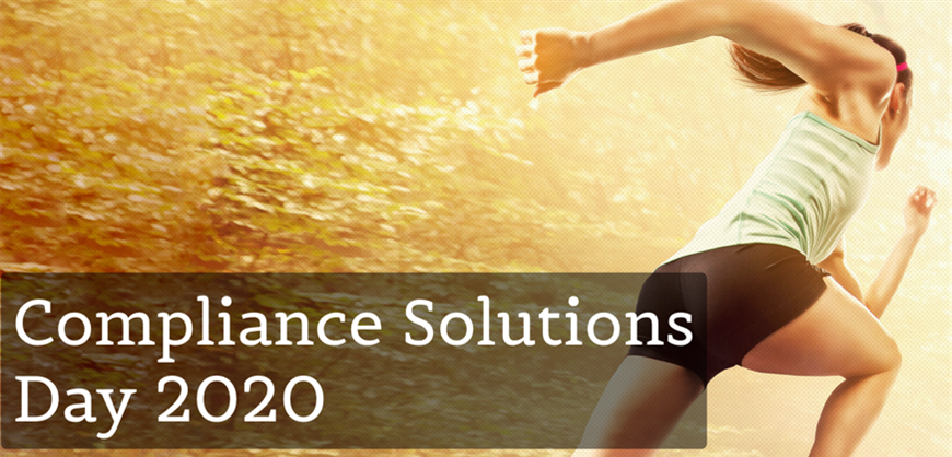 Logo Compliance Solution Day 2020