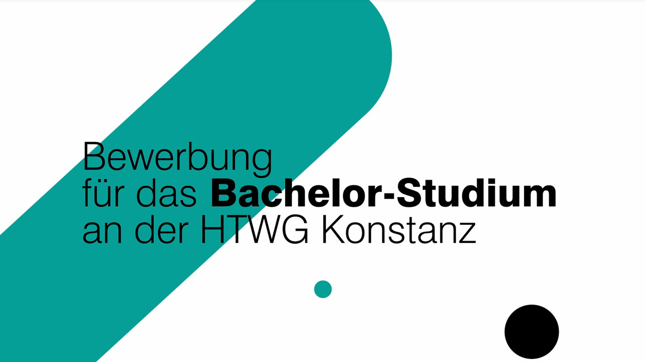 Screenshot Video Bachelor-Bewerbung